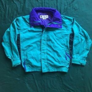 Columbia Bugaboo Turquoise Jacket  - Sz M